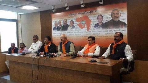 RS polls: 3 Gujarat Congress leaders join hands with BJP