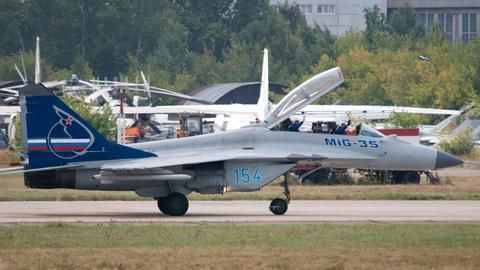 Russia to sell fighter jet MiG-35 to India