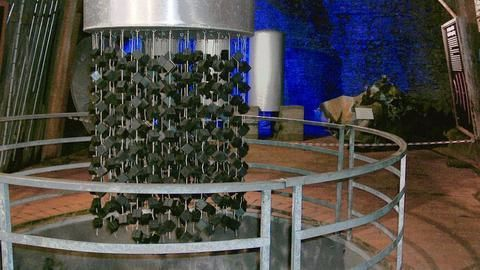 India's first commercial fast breeder reactor at Kalpakkam