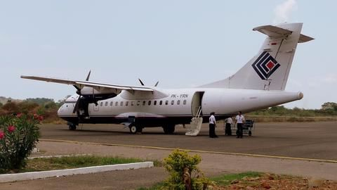 Airplane with 5 onboard goes missing in Indonesia