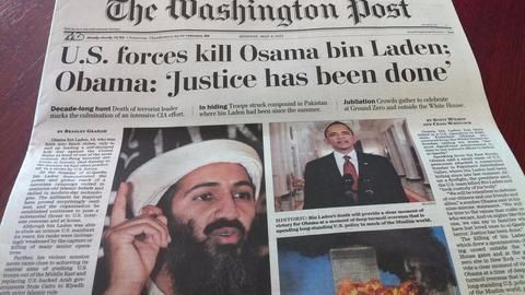 US could have captured Osama as early as 2002