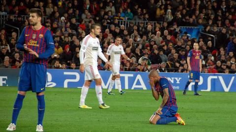 What is wrong with FC Barcelona?