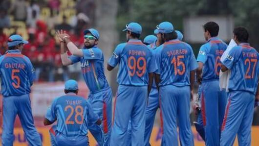 Team India unhappy with Nike