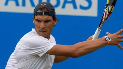 Nadal defeats Dolgopolov in straight sets, will face 19-year-old Rublev