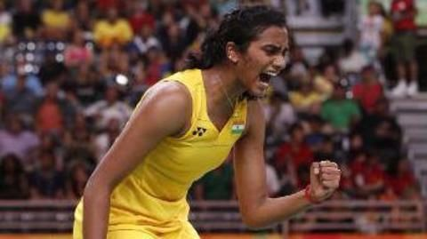 PV Sindhu storms into world semis