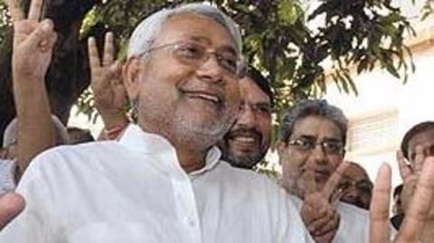 Has Nitish received the short end of the stick?