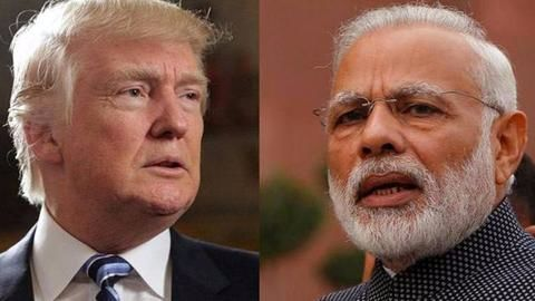 US-India relations under Trump