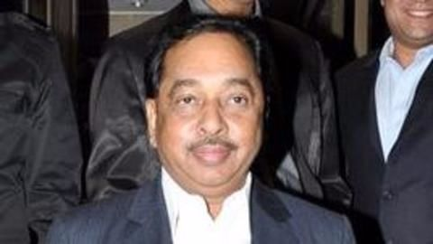 Maharashtra Congress leader Narayan Rane quits Congress