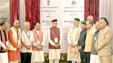 PM Modi sets in motion BJP's Himachal poll campaign