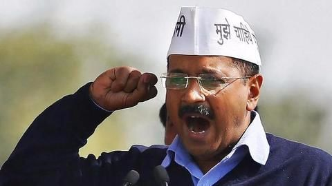 What was Kejriwal's appeal?