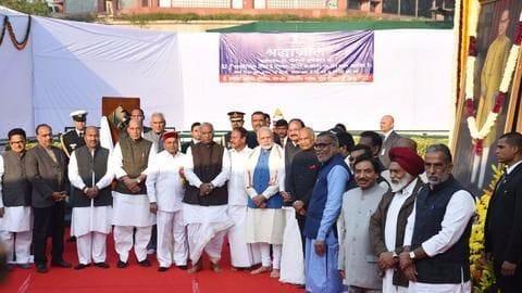 Gujarat polls: Modi in Dhandhuka