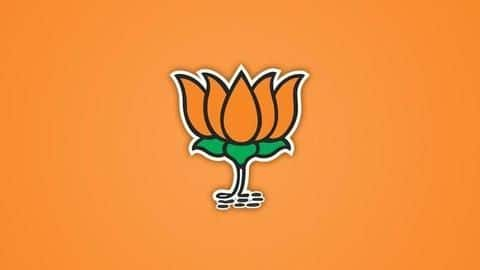 Who are named in BJP's second list?