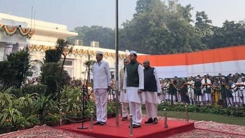 Congress Foundation Day: Rahul appeals to defend the constitution