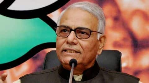 How has BJP's Yashwant Sinha criticized the Budget?