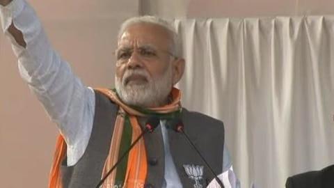 Modi's trip to Arunachal Pradesh and Tripura