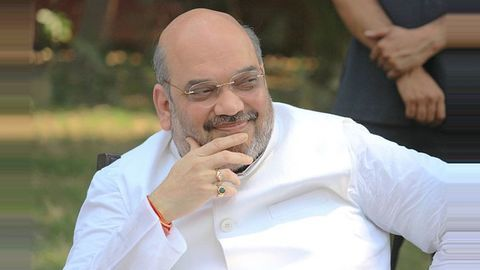 Amit Shah comes to son Jay's defence