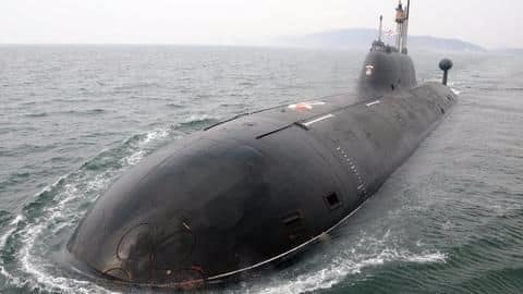 India begins building six nuclear-powered attack submarines