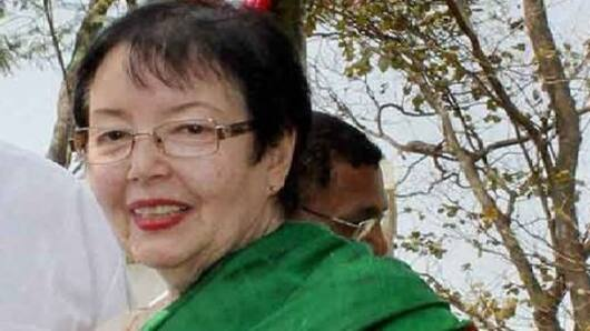 Anita Bose-Pfaff pushes for a DNA test