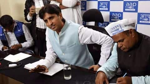 Kumar Vishwas v/s AAP: Discusses AAP 2.0 with ousted leaders
