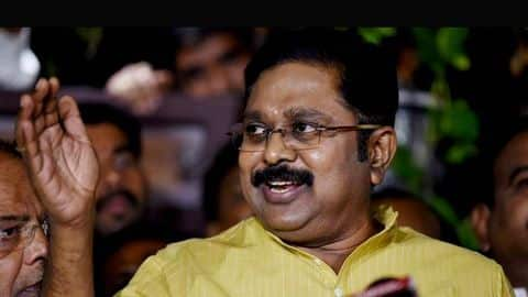 How will Dhinakaran's bypoll win affect TN politics?