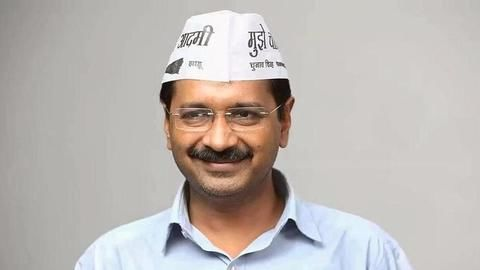 Kejriwal's AAP gets Rs. 18L donation