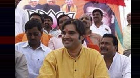 Varun Gandhi contradicts BJP's stand on asylum for Rohingya refugees