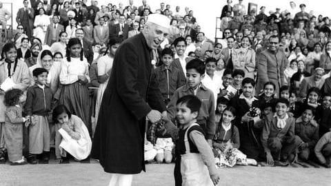A tribute to Jawaharlal Nehru on his birthday