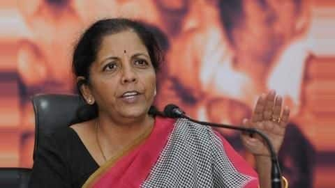 Nirmala Sitharaman clears procurement of weapons for IAF, Navy