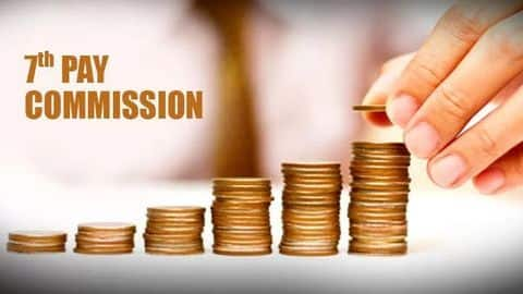 7th Pay Commission: 50L govt-employees expect pay-hike