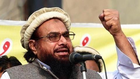 How is Hafiz Saeed daring Pakistan government?
