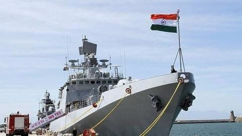 #DefenseDiaires: 5 of the Indian Navy's most powerful weapons