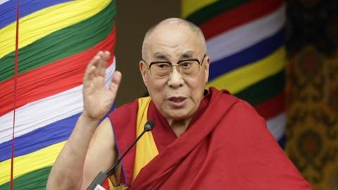 Meeting Dalai Lama a 'major offence', warns China