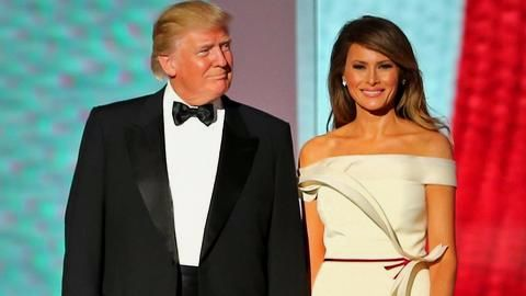Melania Trump's ads no longer on Croatian billboards