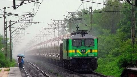 All about India's Python freight trains