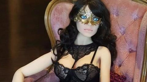 Sex robot sent for repair after being 'molested'