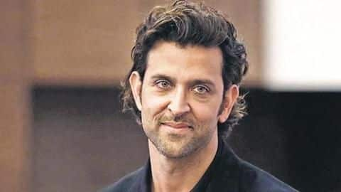 Hrithik is the most handsome actor