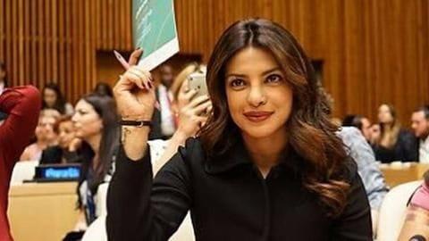 The glorious career of Priyanka Chopra