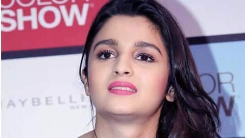 Why did Alia refuse to work with Prabhas?