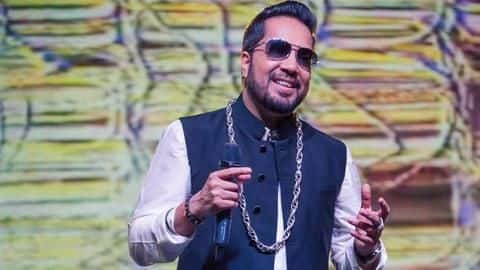 Singer Mika Singh gets notice from BMC