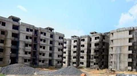 DDA housing scheme 2017: 46,000 applications received