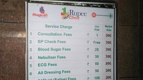 Mumbai: One rupee clinic at doorstep for senior citizens