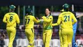 Australian women beat India to seal 3-match ODI series