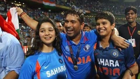 BCCI to retire Sachin's number 10 jersey