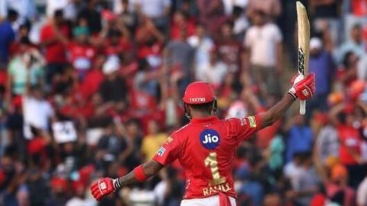 KKR vs KXIP: Match in numbers