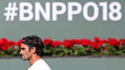 Indian Wells: Djokovic crashes out, Federer continues his flawless 2018