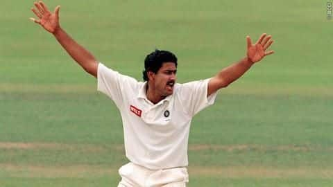 Remembering Kumble's perfect 10