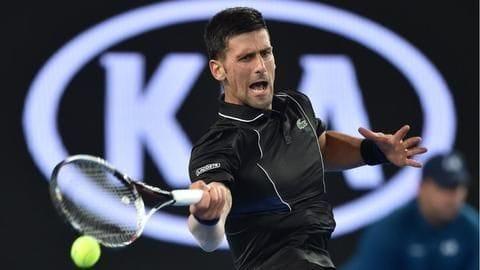 Australian Open: Day 8 round-up