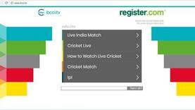 BCCI website goes down for a day after domain expires