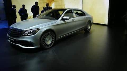 Mercedes-Benz launches Maybach S650 in India