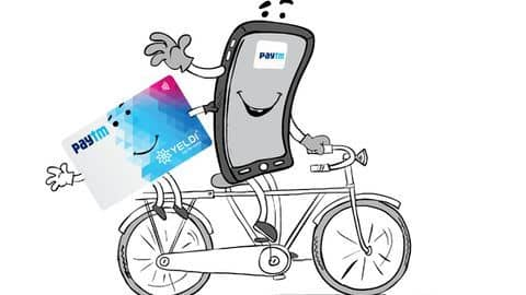 Paytm launches Tap Card: Allows offline payments in 0.5 seconds